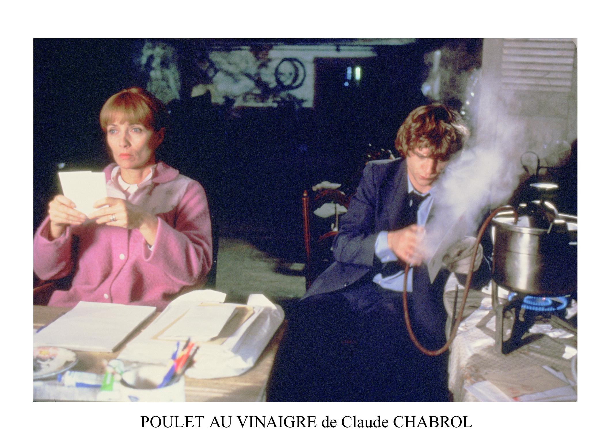POULET AU VINAIGRE - mk2 Films