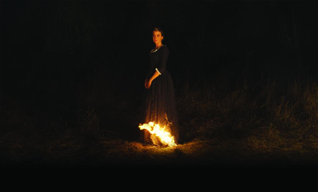 PORTRAIT OF A LADY ON FIRE - mk2 Films